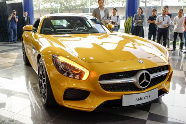 Xe Mercedes AMG GT S 03