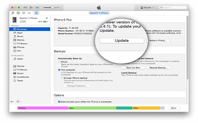 طريقة تحميل و تثبيت اصدار iOS 10.1.1 لهواتف الايفون و أجهزة الايباد - تحديث الاصدار الاخير