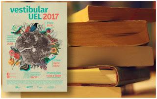 Lista de Obras literárias Uel 2017 2018 - www.professorjunioronline.com