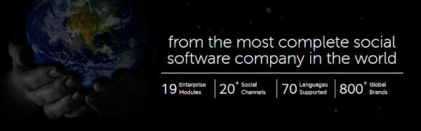 企業社群媒體管理服務Sprinklr成為獨角獸俱樂部新成員