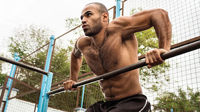 Jak zrobić Muscle Upa czyli Wejście Siłowe na Drążek