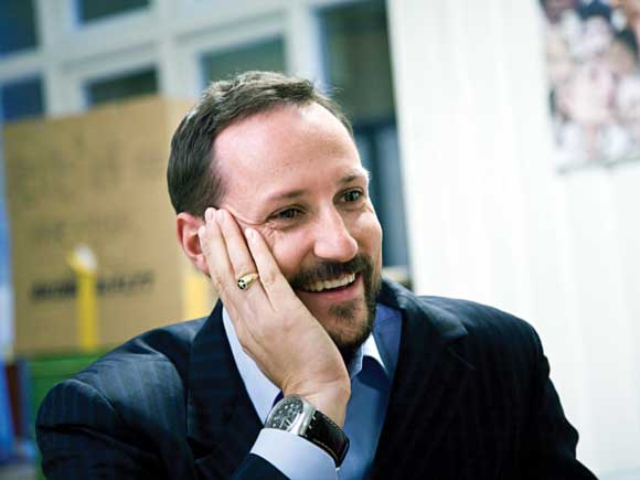 Haakon, Crown Prince of Norway 20 July  Wiki  Facts  Biography  Children  Networth and everything