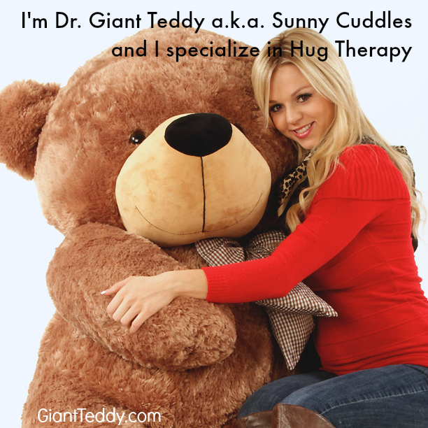 Sunny Cuddles from GiantTeddy