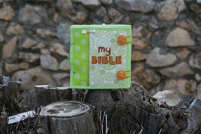 My Bible quiet book by TomToy
