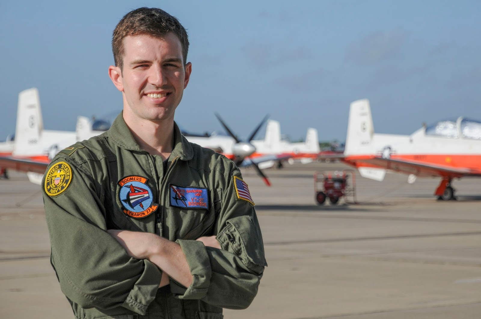 Houston Texas Native Trains To Be A U S Navy Pilot American