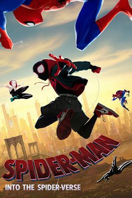 Spider-Man: Into the Spider-Verse [2018] Final [NTSC/DVDR] Ingles, Español Latino