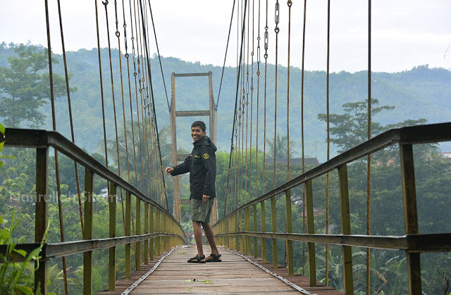 Jembatan Soka tinggal kenangan