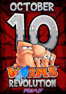 Worms Revolution Gold Edition - PC (Download Completo)