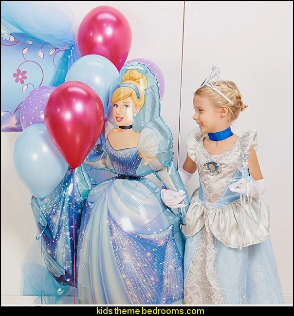 Disney Cinderella AirWalker Foil Balloon Cinderella party themed decorations - princess Cinderella party props - Cinderella costume  - Cinderella party decor - Disney princess Cinderella party ideas - Cinderella party decorations -   Once Upon a Time theme party - princess party props - princess castle decoration props -  Fairytale  party props - Princess & Knight Party Ideas