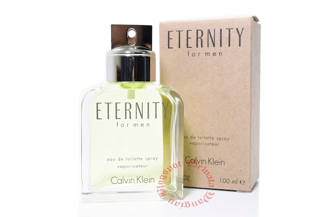CK Eternity for Men Tester Perfume