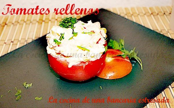 Recetas de tomates rellenos paso a paso
