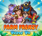 เกมส์ Farm Frenzy - Heave Ho