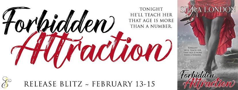 Forbidden Attraction Release Blitz