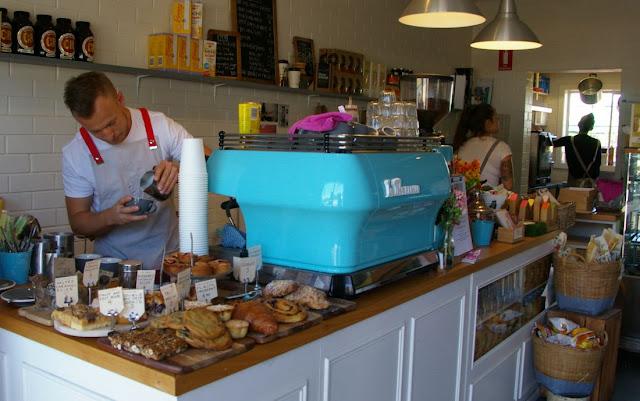 Kilgour Street Grocer and Café