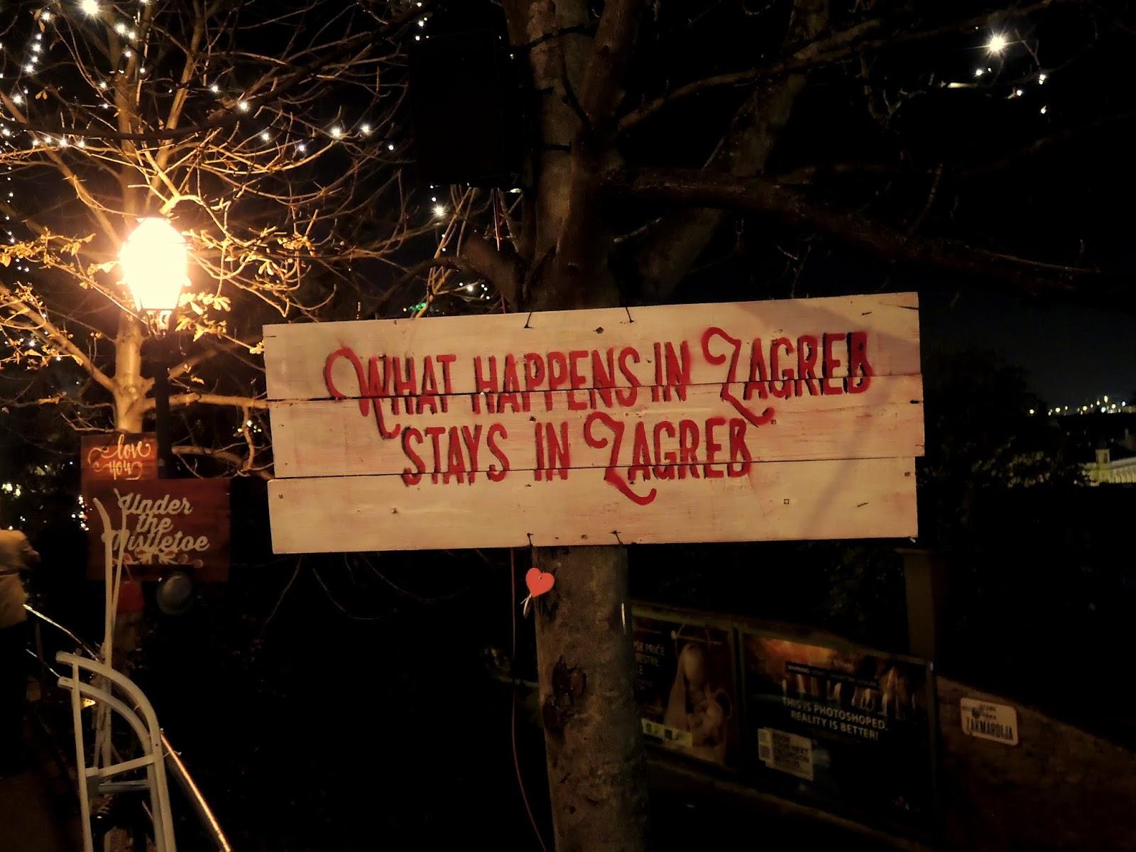 Zagreb, Croatia // 1. adventná nedeľa v Chorvátsku
