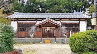 人文研究見聞録:甘樫坐神社 [奈良県]