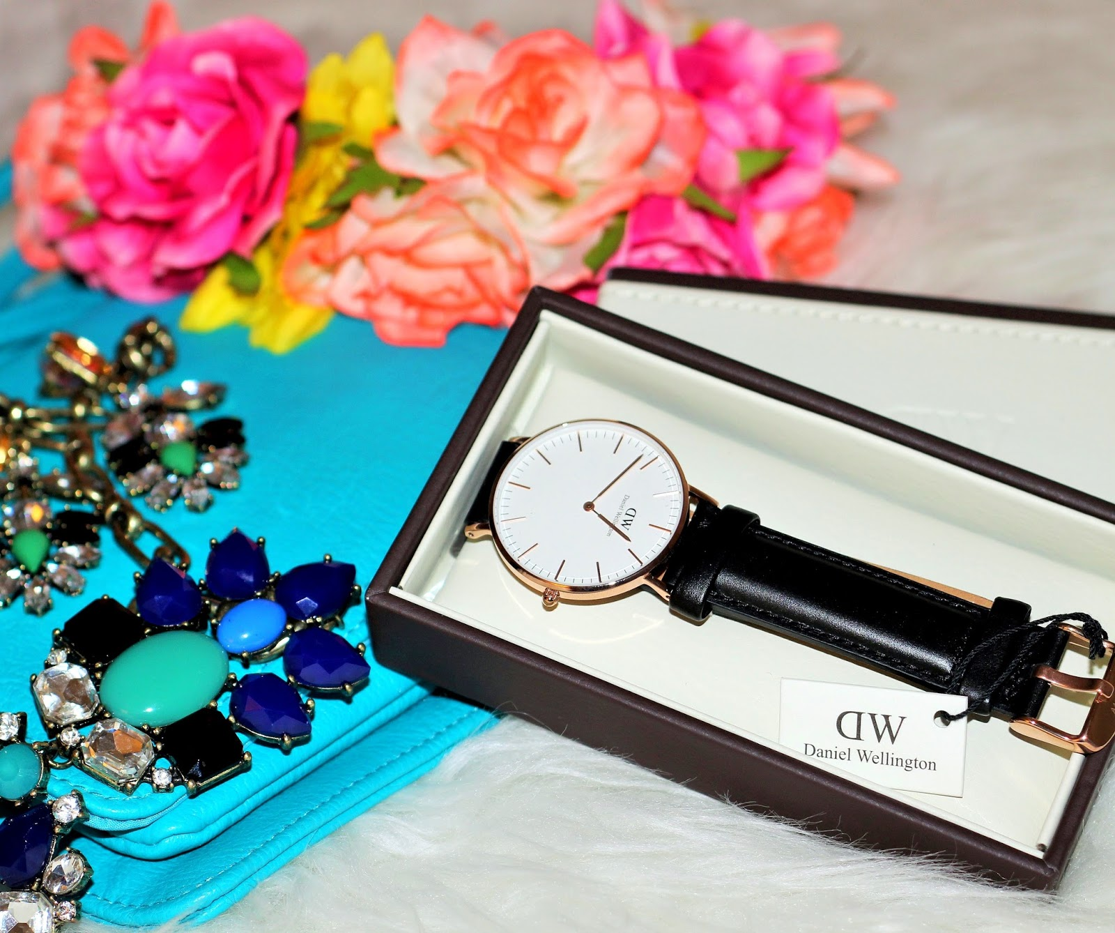 Tmeless Style With Classic Sheffield Lady Watch (in Rose Gold) By Daniel Wellington