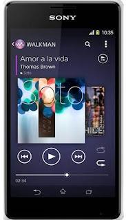 Cara Flashing Sony Xperia E1 Dual D2105 dengan mudah