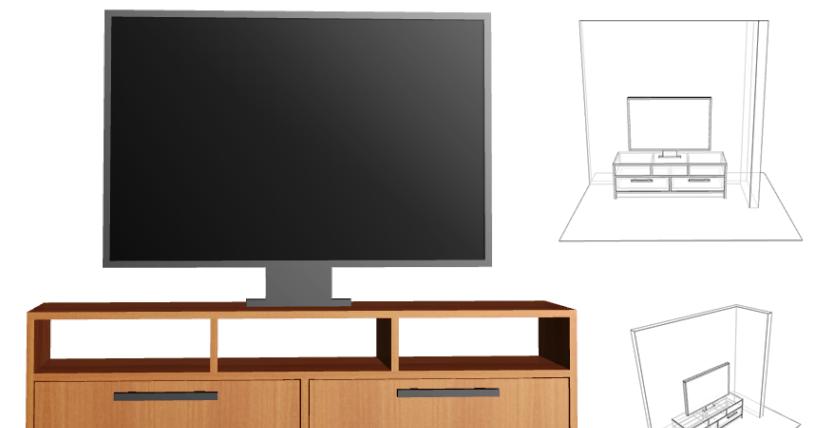 Muebles madera aglomerada 20170816094501 for Muebles de tv de diseno