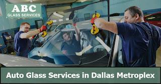 auto glass replacement Dallas TX