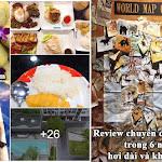 Review chuyến đi Thái Lan tự túc 6N5Đ hơi dài và khá chi tiết nhất