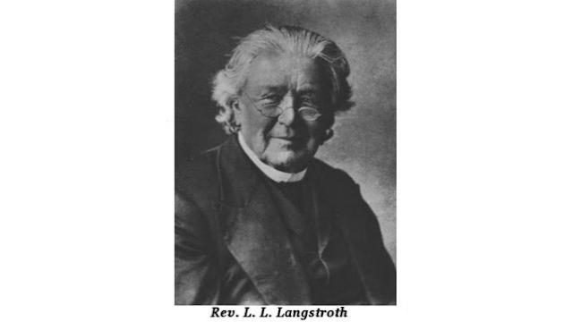 Lorenzo L. Langstroth: Ο πατέρας της σύγχρονης κυψέλης