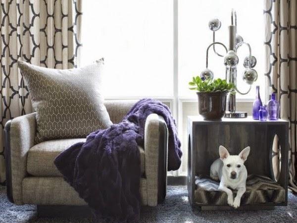Fofura do Dia: decoração para pets. Blog Achados de Decoração