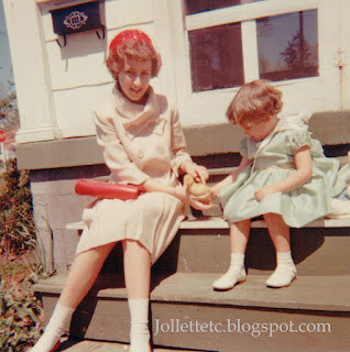 Wendy Slade and Mary Jollette Slade 1962-63  http://jollettetc.blogspot.com