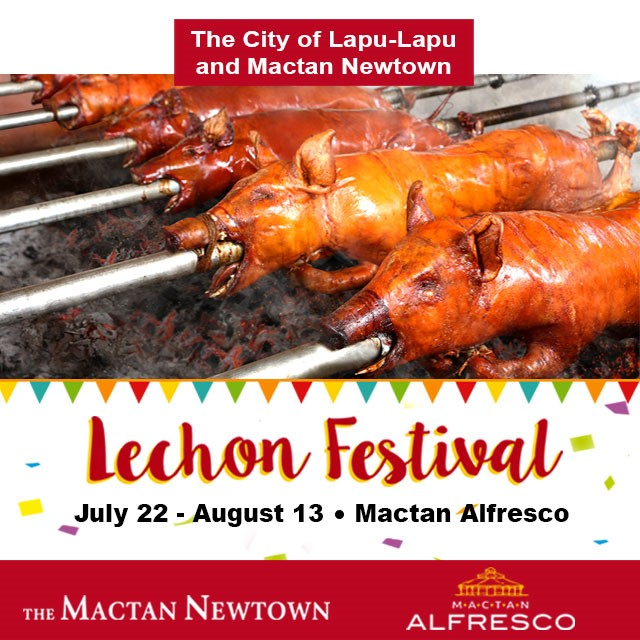Lapu-Lapu City's Lechon Festival