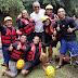 Ini Foto Obama Usai Rafting di Sungai Ayung Bali