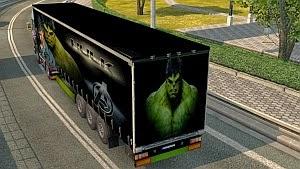 Hulk trailer mod