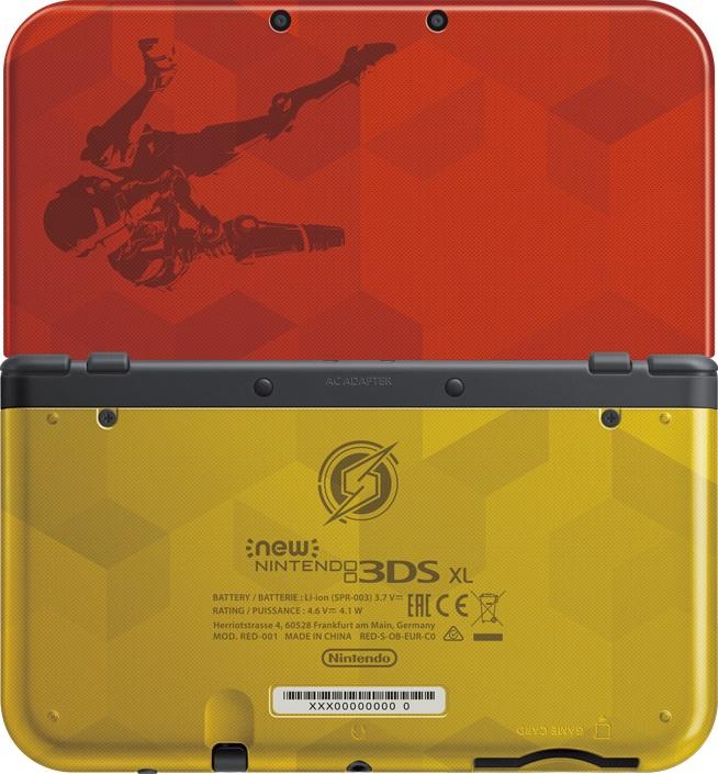 Nintendo anuncia 3DS XL Samus Edition y concretan retransmisiones de la Gamescom