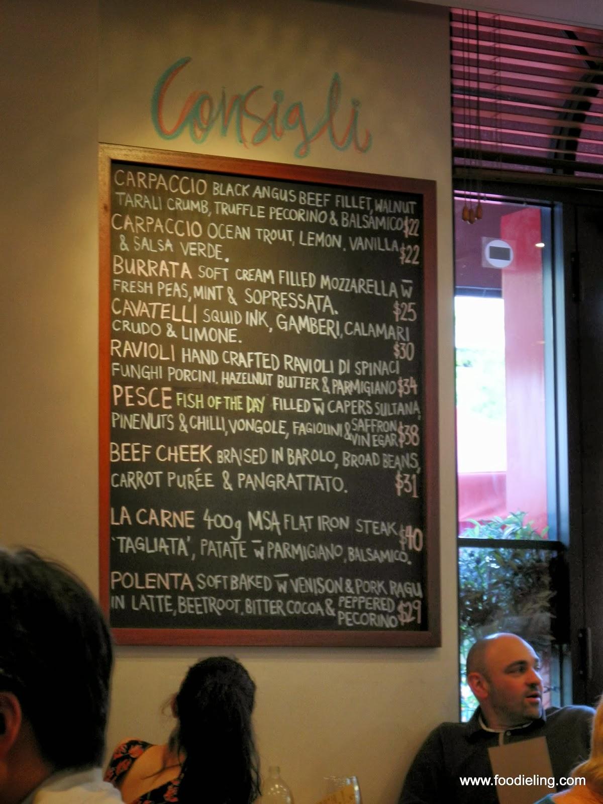 Andre S Cucina Polenta Bar Kitchen Hand Vacancies