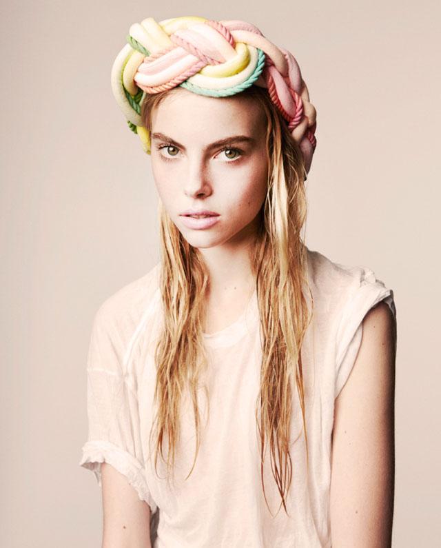 Liz Martins, Ginormous Woven headband