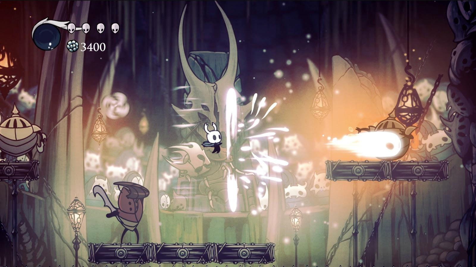 Hollow Knight PC Descargar Full (GOG) 2