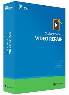 Stellar Phoenix Video Repair 2.0.0 DC 21.10.2016 Full Crack