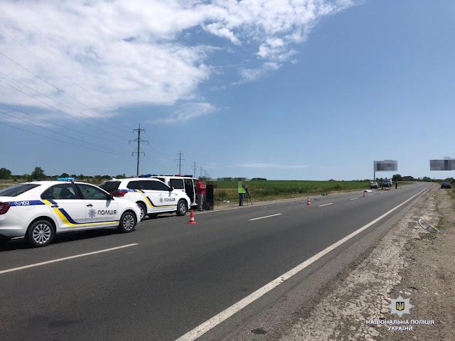 В Харківської області чоловік збив велосипедистів, загинула жінка