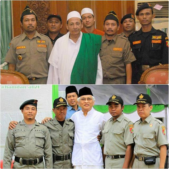 Mutiara Nasehat Untuk Umat Islam dari Habib Muhammad Luthfi bin Ali bin Hasyim bin Yahya dan Gus Mus