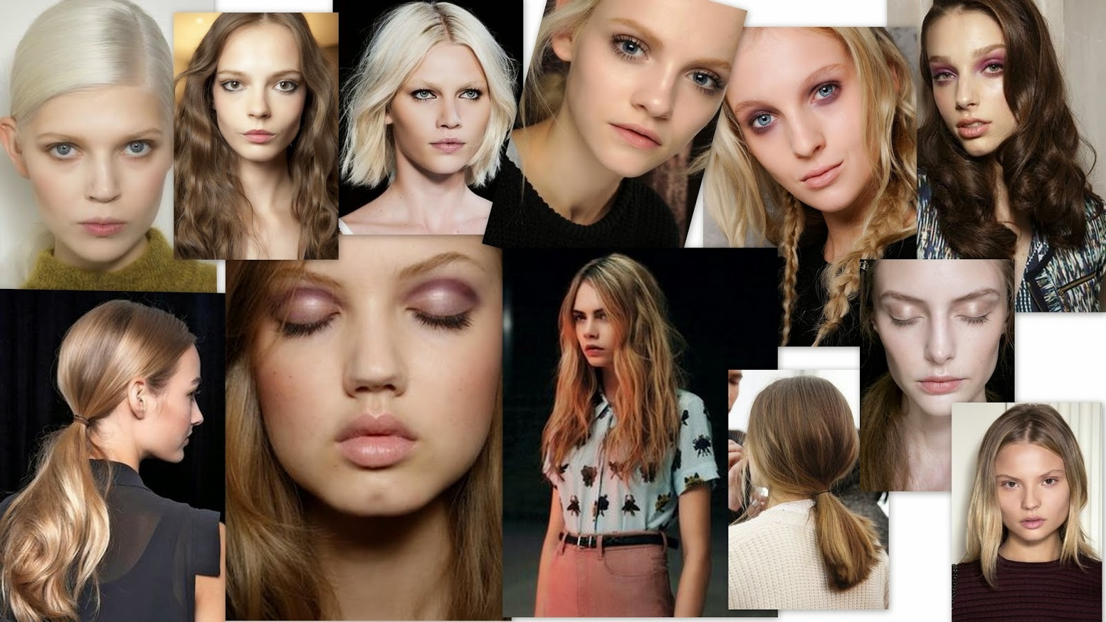 Spring Summer 2015 womens beauty trends