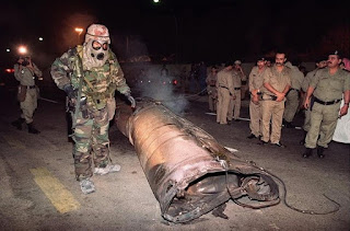 Rudal Scud milik pemberontak Houthi