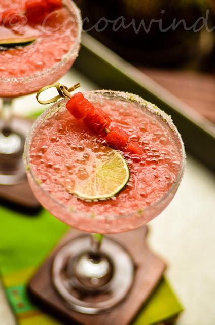 Watermelon Margarita: An Ode to Summer