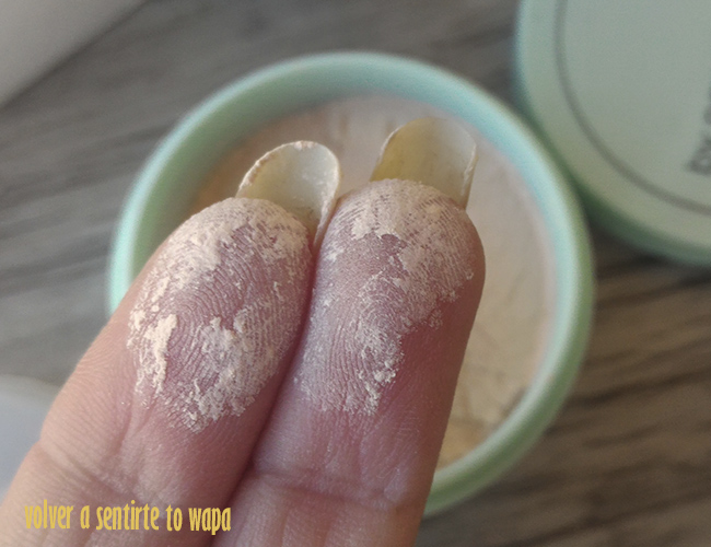 Polvos Faciales de Nanda - Maquillaje de Aliexpress