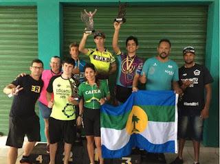 Escola Municipal de Ciclismo da Ilha conquistou premiação  como segunda melhor equipe do Circuito Ubuntu de MTB