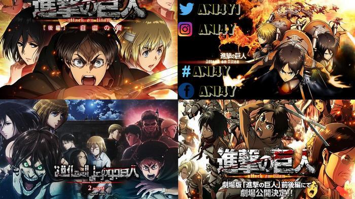 جميع مواسم و أفلام انمي الهجوم على العمالقة Shingeki No Kyojin مترجم (تحميل + مشاهدة مباشرة)