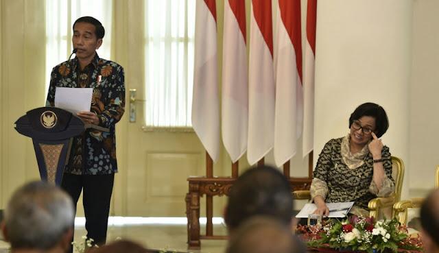 Jokowi: Mereka Tawar 30 Persen, Tapi Saya Tolak