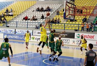 Συναρπαστικός αγώνας στο Λευκόθεο με νικητή τον ΑΠΟΕΛ, 88-86 την ΑΕΚ