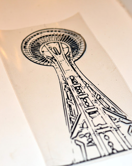 space needle HTV