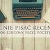 Jak nie pisać recenzji i zły urok rzucony przez Pocztę Polską