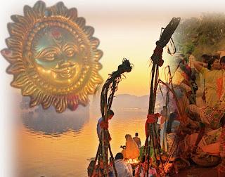 Chhat Puja Festivals