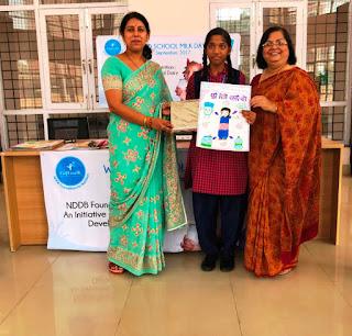 NDDB Foundation for Nutrition (NFN) celebrated World School Milk Day